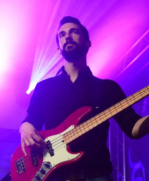 Pascal Gebel: Bass
